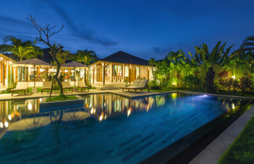 An Oasis of calm and luxury in bustling Seminyak