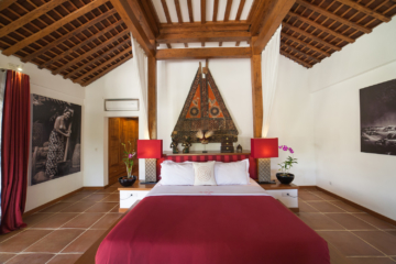 master bedroom - suite Louis