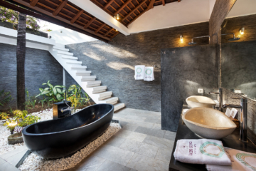 Master bathroom, Suite Louis